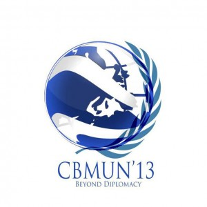 Logo of CBMUN