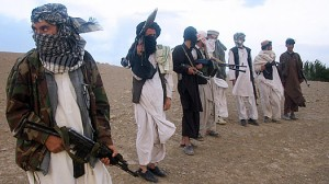 The Afghan Taliban armed to the teeth with lethal weapons