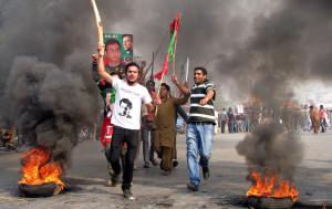 PTI's Enforced Shutdown of Faisalabad