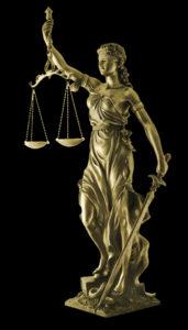 Statua Iustitiae - Lady Justice